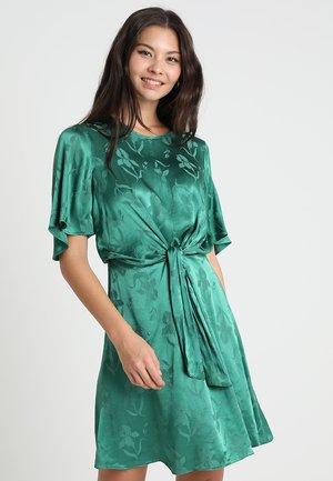 WRAP MIDI - Vestito elegante - green