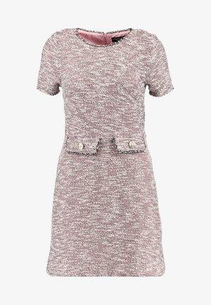 TRIM SHIFT - Korte jurk - pink