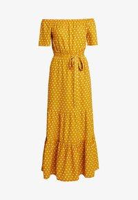 Dorothy Perkins - SPOT GYPSY MAXI - Maxi dress - ochre - 5