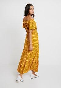 Dorothy Perkins - SPOT GYPSY MAXI - Maxi dress - ochre - 3