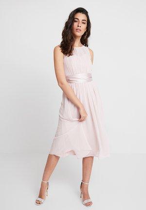 BETHANY MIDI DRESS - Robe de soirée - blush