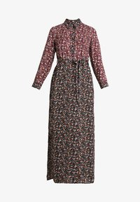Dorothy Perkins - DRESS - Maxi dress - black burgundy - 5