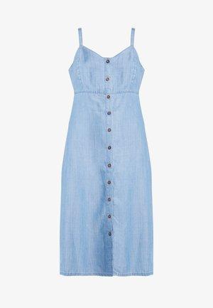 MIDWASH SUNDRESS - Sukienka jeansowa - light blue