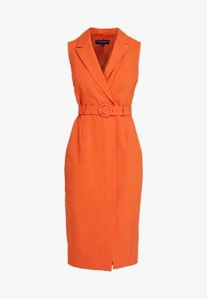 UTILITY DRESS - Vestito lungo - copper