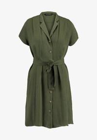 Dorothy Perkins - PLAIN DRESS - Paitamekko - khaki