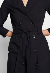 Dorothy Perkins - SLEEVE TRENCH DRESS - Košilové šaty - navy blue - 6