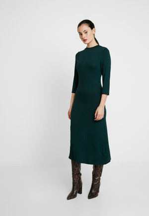 PLAIN ASYMETRIC DETAIL MIDI - Maksimekko - green
