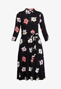Dorothy Perkins - LARGE FLORAL DRESS - Maxikjole - black - 5