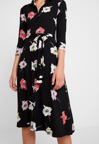 Dorothy Perkins - LARGE FLORAL DRESS - Maxikjole - black - 6
