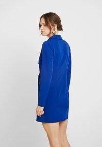 Dorothy Perkins - LOLA SKYE TUXEDO DRESS - Robe fourreau - cobalt - 3