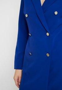 Dorothy Perkins - LOLA SKYE TUXEDO DRESS - Robe fourreau - cobalt - 7