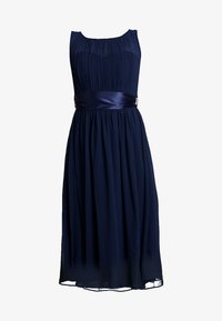 Dorothy Perkins - BETHANY MIDI DRESS - Vestito elegante - navy