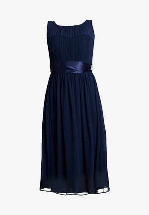 BETHANY MIDI DRESS - Cocktail dress / Party dress - navy