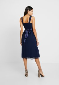 Dorothy Perkins - BETHANY MIDI DRESS - Vestito elegante - navy - 3