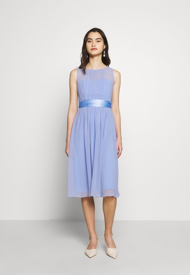 BETHANY MIDI DRESS - Cocktail dress / Party dress - cornflower