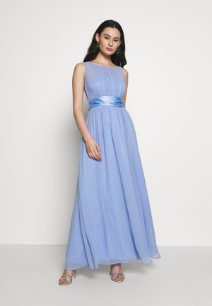 NATALIE MAXI DRESS - Iltapuku - cornflower