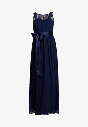 NATALIE DRESS - Abito da sera - navy
