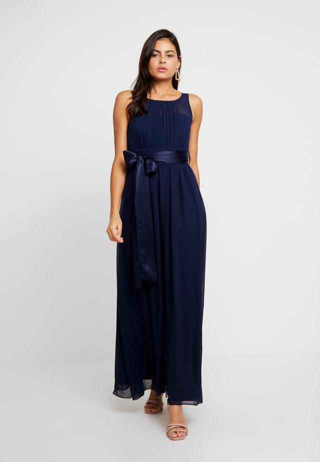 NATALIE DRESS - Occasion wear - navy
