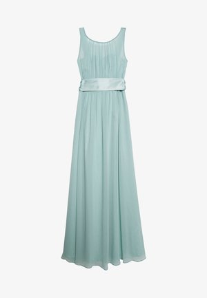 NATALIE MAXI DRESS - Galajurk - light green