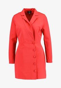 Dorothy Perkins - BLAZER DRESS - Pouzdrové šaty - red - 4