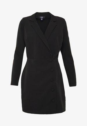 BLAZER DRESS - Vestido de tubo - black