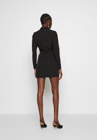Dorothy Perkins - BLAZER DRESS - Kotelomekko - black - 2