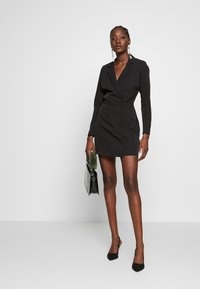 Dorothy Perkins - BLAZER DRESS - Kotelomekko - black - 1