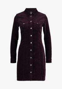 Dorothy Perkins - DRESS - Vestido camisero - purple - 4