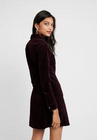 Dorothy Perkins - DRESS - Vestido camisero - purple - 2