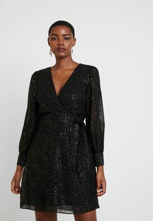 WRAP - Sukienka koktajlowa - black