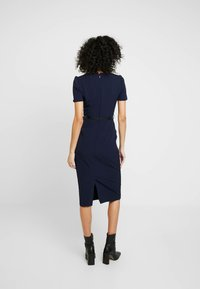 Dorothy Perkins - SWEETHEART DRESS - Shift dress - navy blue - 2