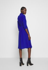 Dorothy Perkins - PLAIN SLEEVE DRESS - Shirt dress - cobalt - 2