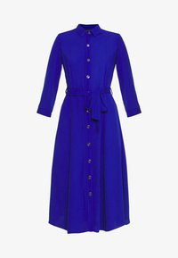 Dorothy Perkins - PLAIN SLEEVE DRESS - Shirt dress - cobalt - 4