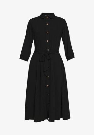 PLAIN  - Denní šaty - black