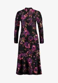 Dorothy Perkins - HIGH NECK MIDI DRESS - Sukienka z dżerseju - purple - 4