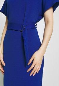 Dorothy Perkins - D RING MIDI DRESS - Jerseyklänning - cobalt - 5