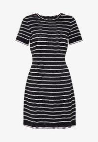 Dorothy Perkins - STRIPE DRESS - Jumper dress - black - 3