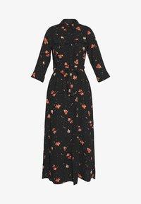 Dorothy Perkins - FLORAL DRESS - Maxikjole - black - 5