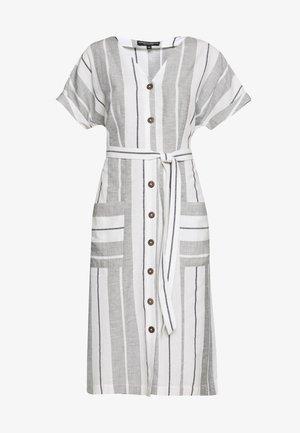 DRESS - Sukienka koszulowa - navy