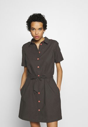 DRESS - Blousejurk - khaki