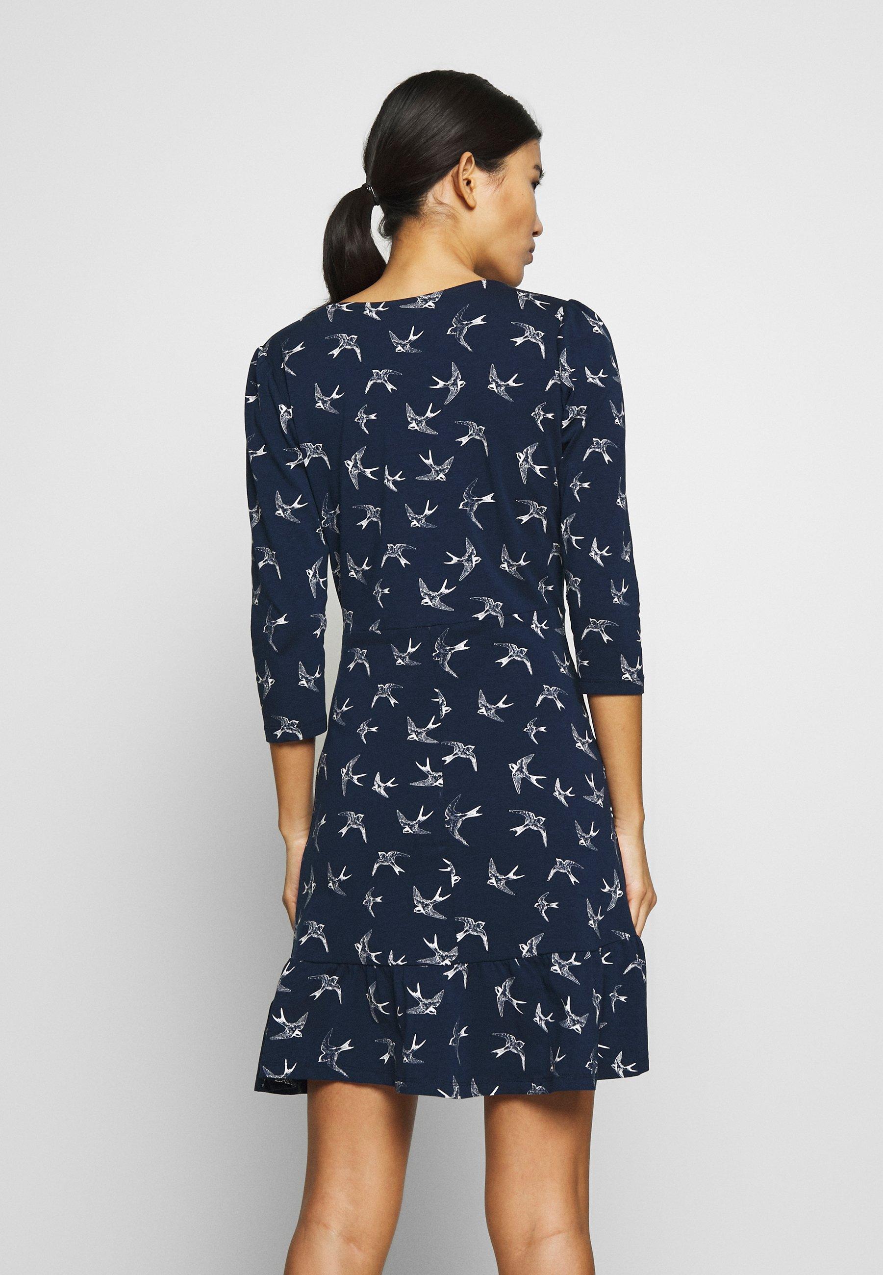 Dorothy Perkins Dress - Jerseyklänning Navy
