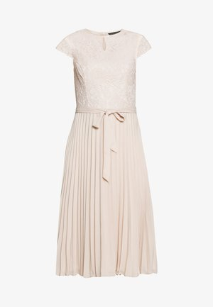 ALICE MIDI DRESS - Kjole - nude