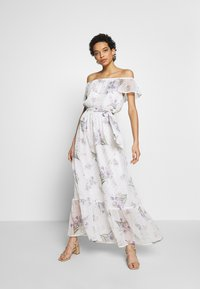 Dorothy Perkins - PRINT DRESS - Maxi šaty - ivory - 1