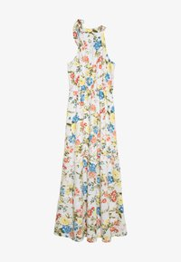 Dorothy Perkins - TIE NECK FLORAL DRESS - Maxi dress - ivory - 1