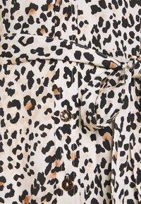Dorothy Perkins - NEUTRAL ANIMAL SHORT SLEEVE - Sukienka koszulowa - multi - 2