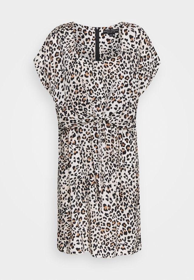 ANIMAL DRESS - Vapaa-ajan mekko - multi