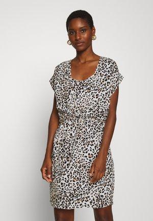 ANIMAL DRESS - Sukienka letnia - multi