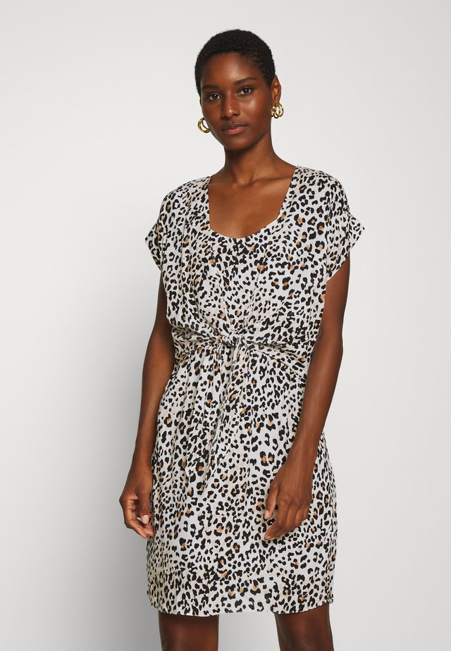 ANIMAL DRESS - Day dress - multi