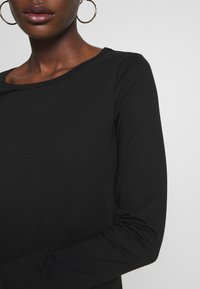 Dorothy Perkins - 3 PACK CREW NECK - Topper langermet - black - 4