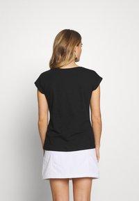 Dorothy Perkins - ROLL SLEEVE TEE 3 PACK - T-shirt print - blush - 5